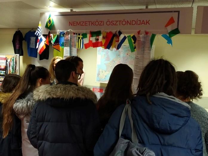 Open Doors at the Szechenyi Istvan University