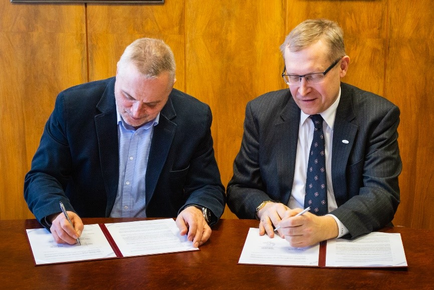 Széchenyi University concludes a Fulbright Scholarship Agreement