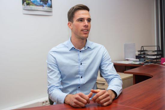 Róbert Varga moving towards scientific fame on Széchenyi broadband